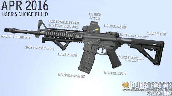 gunstruction april 2016 ar15
