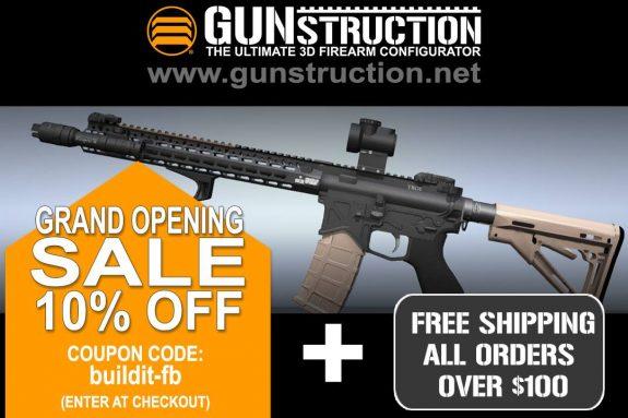 gunstruction store grand opening