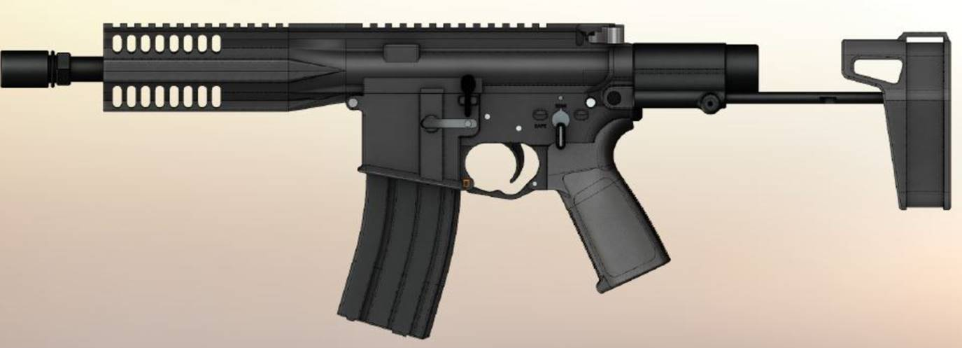 Remember when I told you to keep an eye on SB Tactical going into NRA Show? I wasn't kidding. They just announced that the BATFE has approved the designs of their new adjustable Pistol Brace …