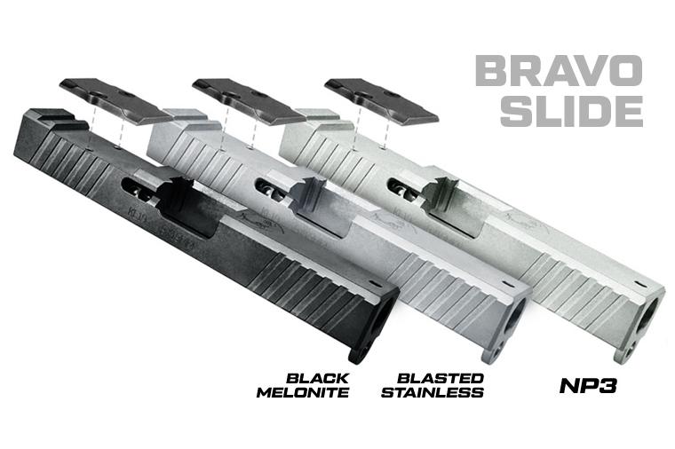 Esstisch Front Slide ~ KE Arms Slide for Glock  Jerking the Trigger