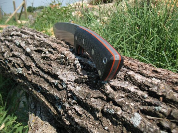 Stour Gear Knives Oxe V2 handle