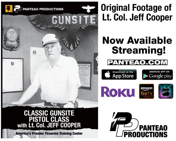 classic gunsite pistol cooper panteao
