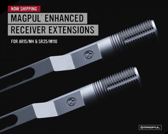magpul enhanced receiver extensions