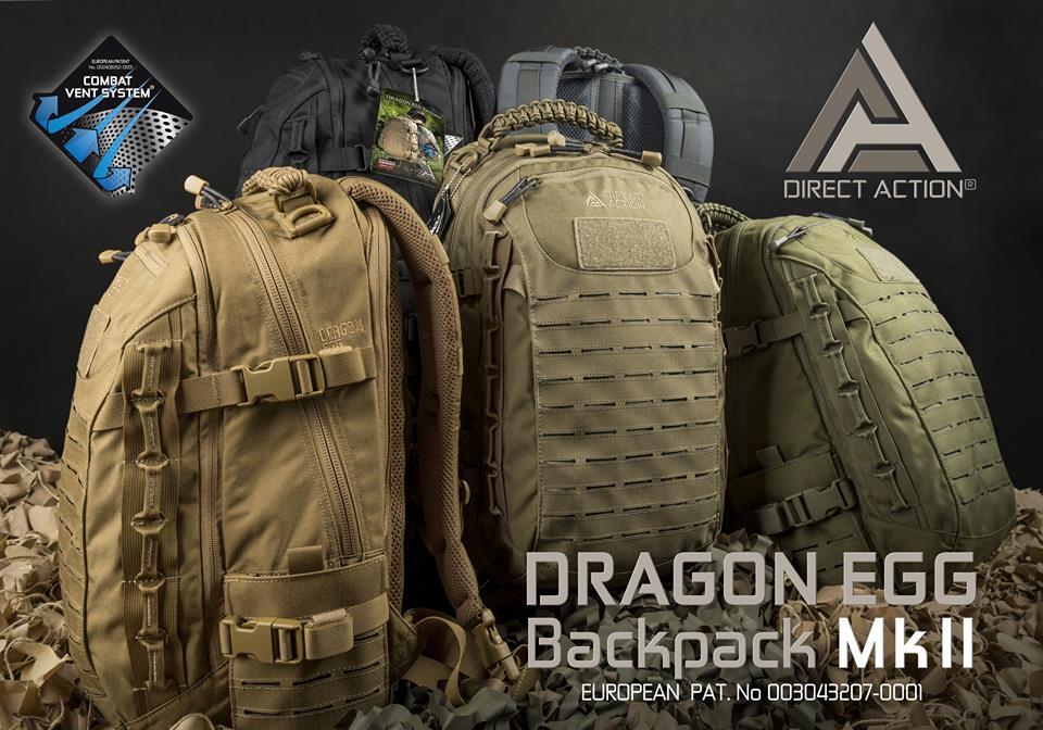 5d1ffaf937ec Dragon Egg MKII - small. Direct Action gear's 'Dragon ...