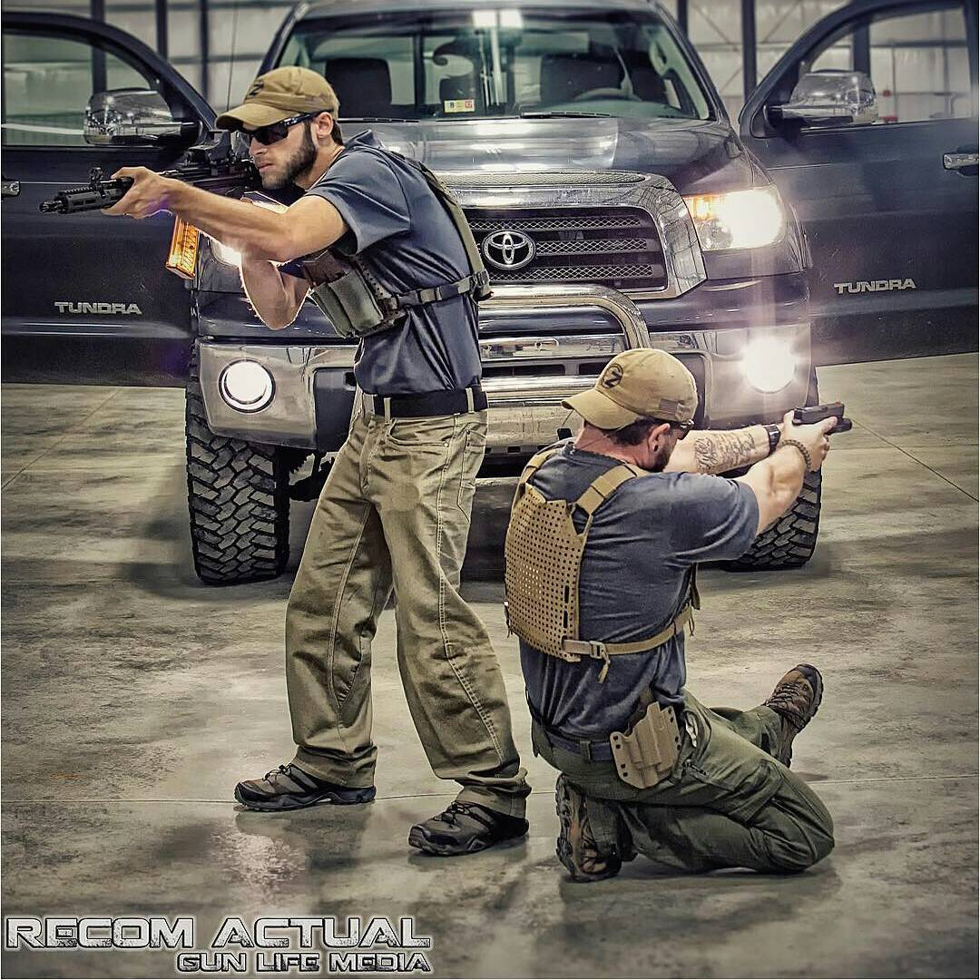 Tease Snake Eater Tactical Plate Carrier Jerking The