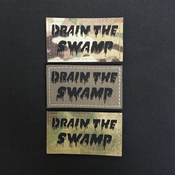 wilde-custom-gear-drain-the-swamp-patch