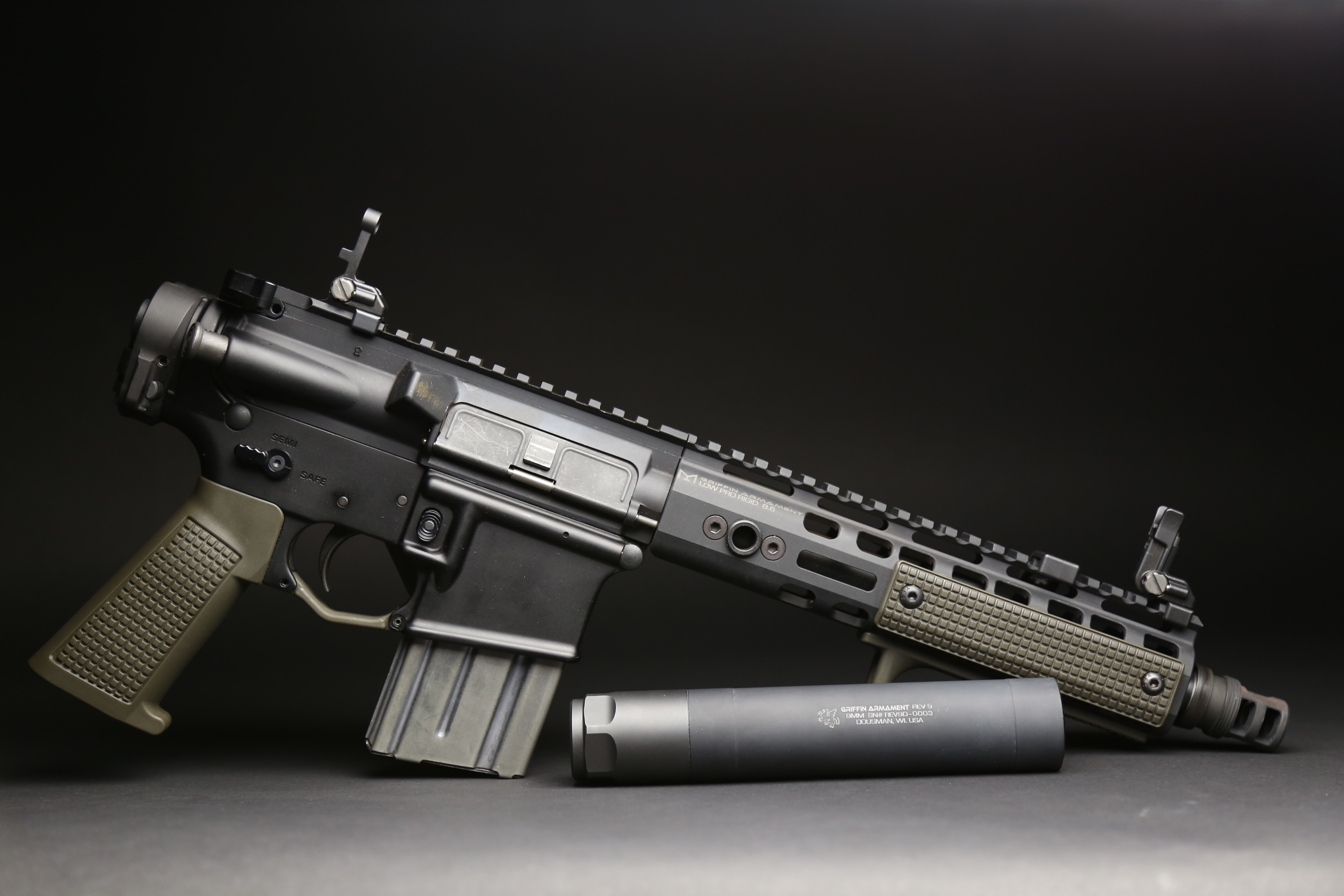 Griffin Armament   Jerking the Trigger