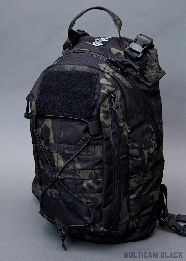 Msm Adapt Pack In Multicam Black Jerking The Trigger