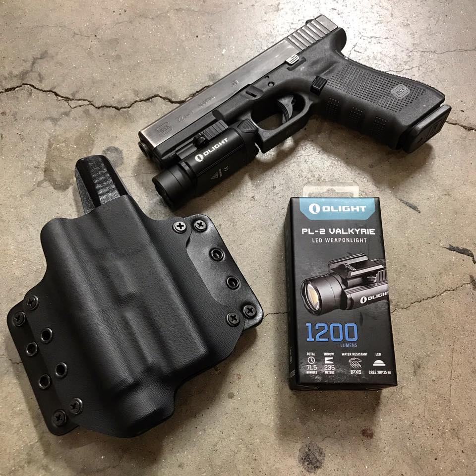 flashlight taschenlampe tactical aiguns india handgun mount top sights with led buy online lumens switch torch hsn alonefire com lamp remote gun pistol scope light