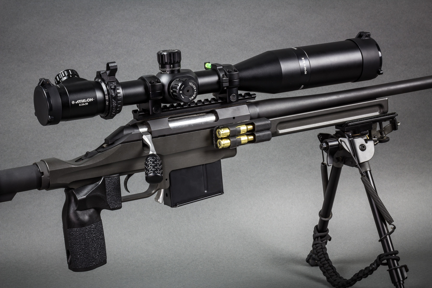 New Indian Creek Design Ruger American Chassis – Made in the USA