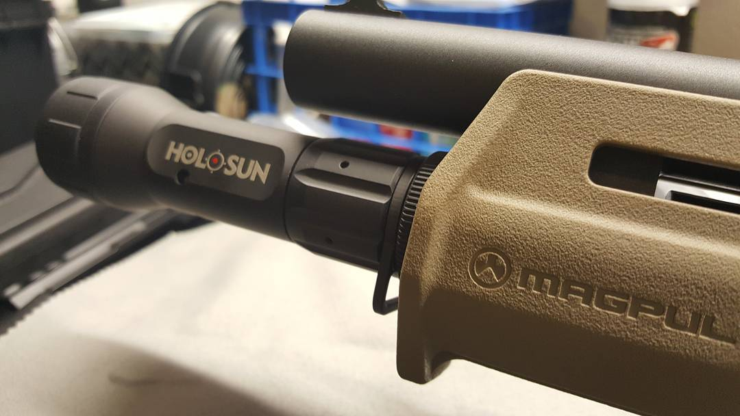 I Suspect Many Shotgun Users Have Dreamed About Being Able To Mount A Light  ...