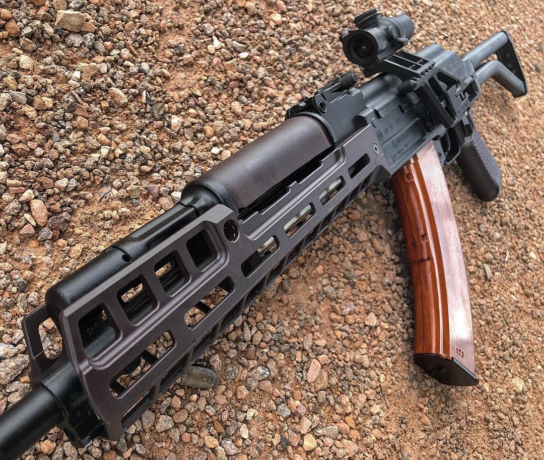 RS Regulate GKR AK MLOK Rail | Jerking the Trigger