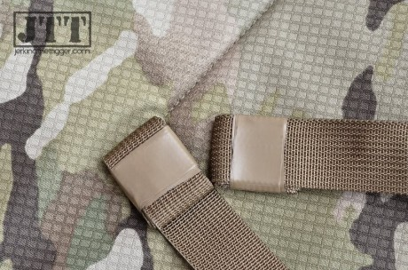 Battle Systems Vinyl Tape, Coyote Brown Webbing Wrap
