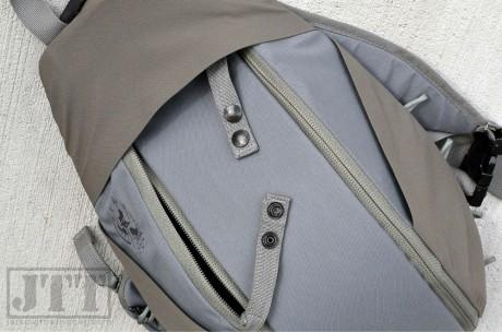 Blue Force Gear Hive Satchel Zippers