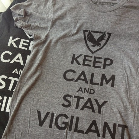 Vigilant Gear Shirt