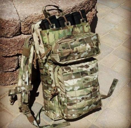 Ares Armor Combat XII Multicam