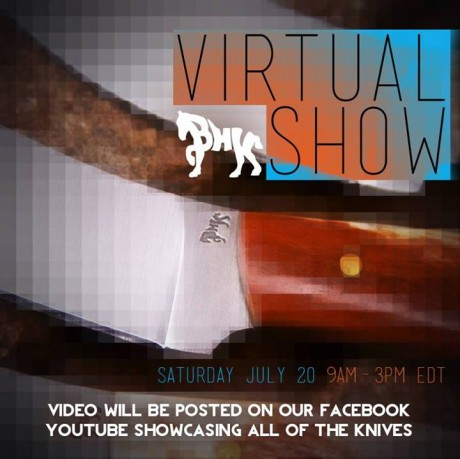 BHK Virtual Knife Show