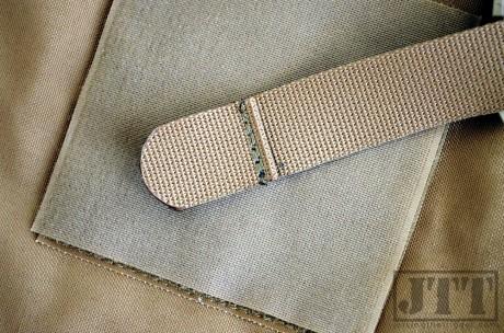 Down Range Gear Adjustable 1 Waist Strap Detail