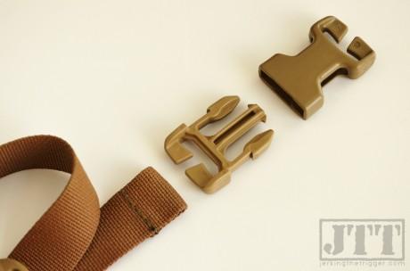 Down Range Gear Adjustable 1 Waist Strap Hardware