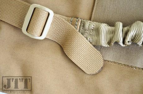 Down Range Gear Basic 1 Waist Strap Detail