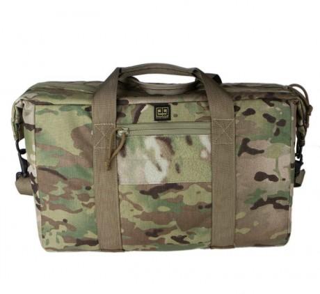 ECHO NiNER Low Profile Bag Exterior