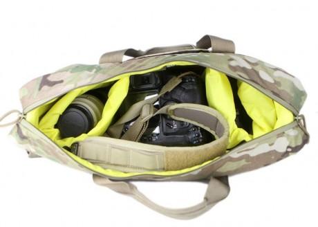 ECHO NiNER Low Profile Bag Interior