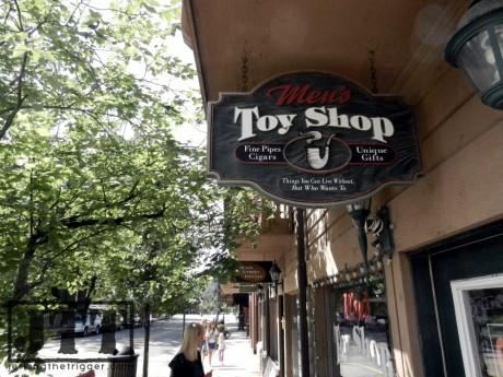 Mens Toy Shop