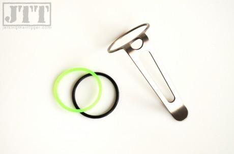Prometheus Lights Ti Pocket Clip