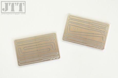 SEREPICK Entry Cards in Cases
