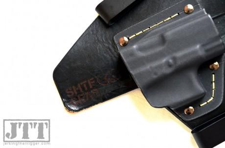 SHTF Gear ACE Glock 19 Logo