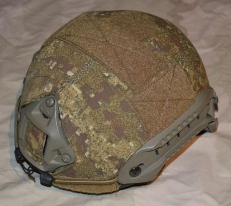SpecOpsShop PenCott Helmet Cover Badlands