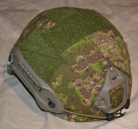 SpecOpsShop PenCott Helmet Cover Greenzone
