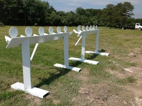 TacStrike Plate Rack