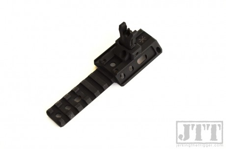 Unity Tactical FUSION with Forward Rail