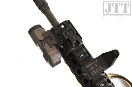 Unity Tactical FUSION with Wing Mount and APL