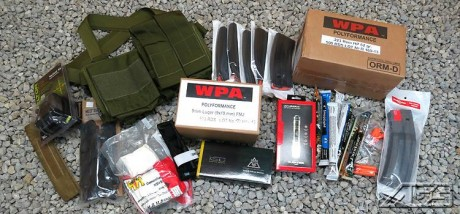 AGS Armament Giveaway