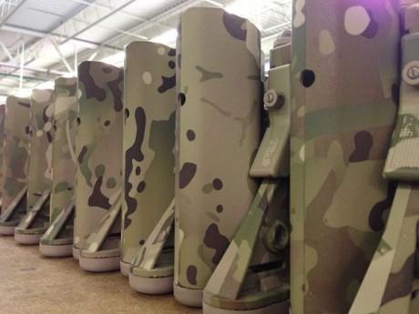 B5 Systems Multicam Enhanced SOPMOD Stocks