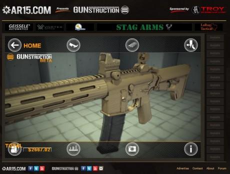 Gunstruction