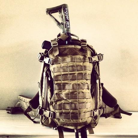 LLAMA Pack Gun Bearing