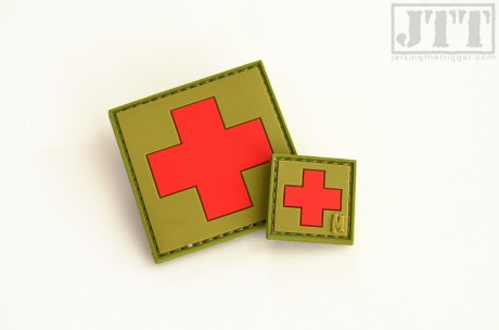Maxpedition Medic Patches
