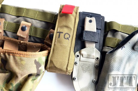 OSOE Deployable TQ on Belt