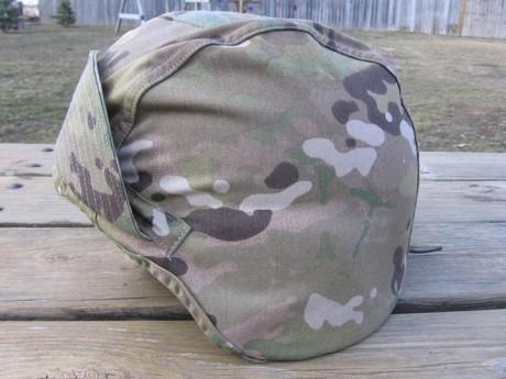 Slangvel SADF Paratrooper Helmet Cover