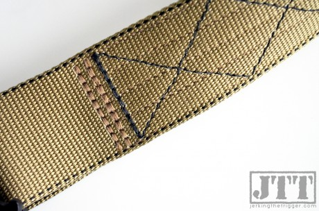 Snake Eater Tactical Cobra Rigger Belt Diamondback Detail