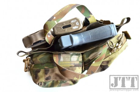 Austere Provision Company CORE Panel Center Pouch