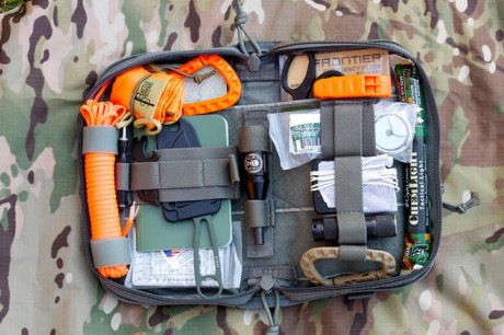 Cooper Expedition Gear Steadfast EDC Open