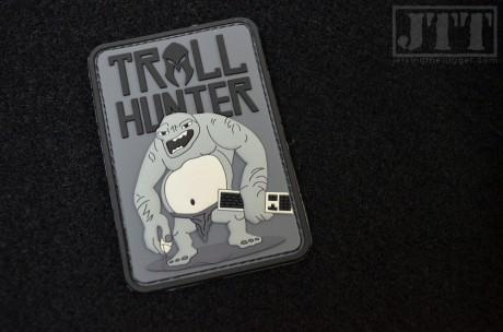 Monderno Troll Hunter Patch