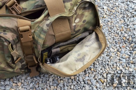 Tacprogear Rapid Load Out Bag Front Pouch