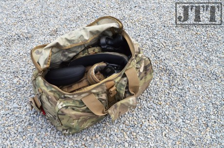 Tacprogear Rapid Load Out Bag Loaded