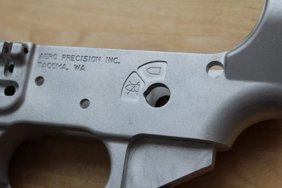 Areo Precision ST Lower