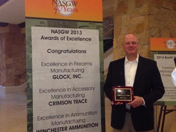 Crimson Trace Award